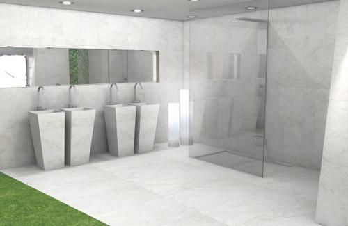 Ecobath, propuesta de Silvia Stanzani Design