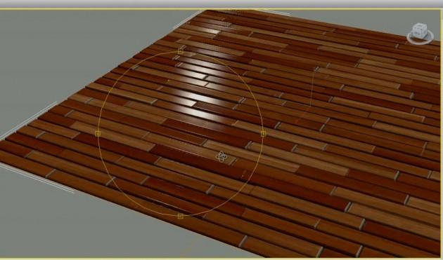 3dstudio max madera