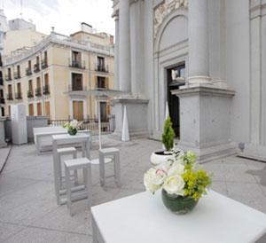 Gandia Blasco en el Teatro Real de Madrid