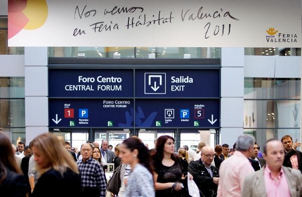 El contract, protagonista en Feria Hábitat Valencia 2011