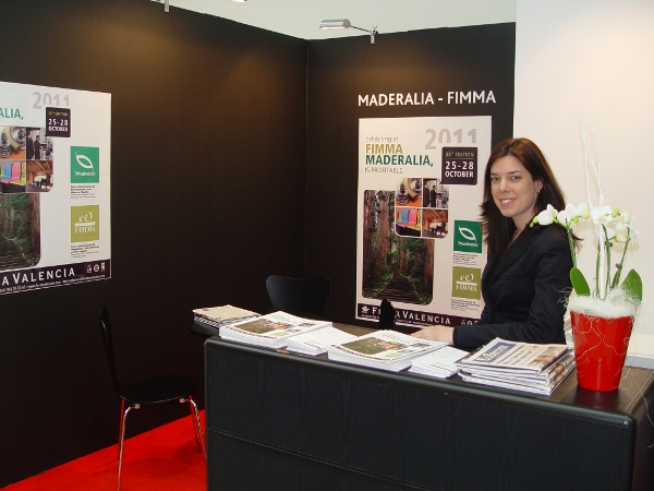 FIMMA -Feria Internacional de Maquinaria y Herramientas para la Madera- continúa su promoción internacional con una presencia muy activa en los principales focos de interés de los sectores a los que va dirigida.