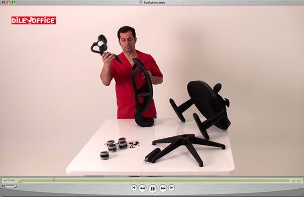 Canal de vídeos de DileOffice