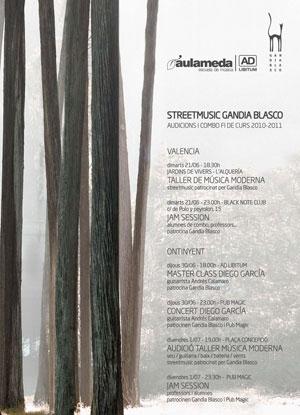 Gandia Blasco Street Music