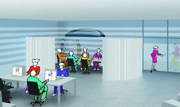 Nuevas tendencias en la evolución del espacio en las oficinas, según OFILAB