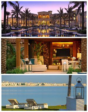"""Point amuebla el exclusivo hotel """"One & Only Royal Mirage"""" en Dubai"""