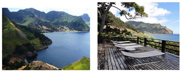 """Expormim participa en el proyecto """"Crusoe Island Lodge"""" de la mano del arquitecto chileno Mathias Klotz"""