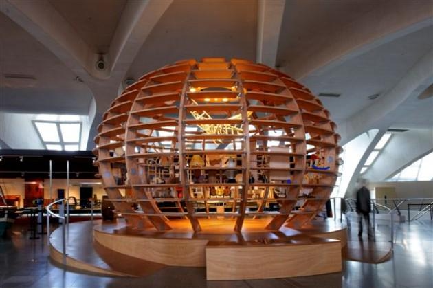 La esfera complejo proyecto a medida contract