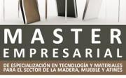 Máster Empresarial de Especializacion en Tecnología y Materiales del Sector de la madera, mueble y afinesdima-2011
