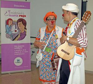 Micuna colabora en la publicación de un cuento infantil de PayaSOSpital