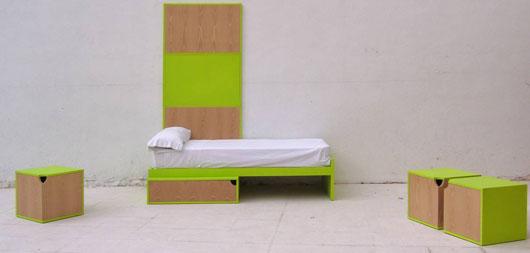 Latizo fabrica sus muebles mediante procesos de producción ecológicos