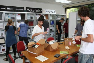 PLANET DESIGN dio comienzo en AIDIMA el 27 de julio de 2011