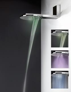 Nuevos modelos de duchas multifunción de Gessi