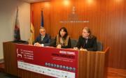 Silvia Ordiñaga en la presentación del II Congreso del Comercio del Mueble y el Hábitat