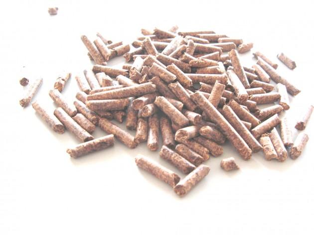 biocombustibles sólidos a partir de biomasa forestal residual