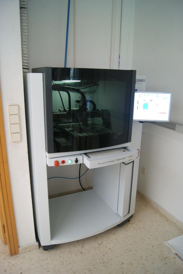 Proceso de la Investigación de la potencialidad del tratamiento de superficies mediante plasma atmosférico
