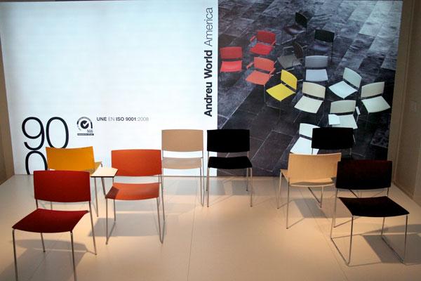 Andreu World participa en el programa de Desarrollo de Mercados