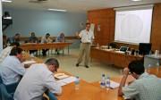Carlos Ladaria, en uno de los últimos cursos de alta dirección impartidos en AIDIMA