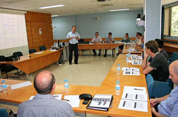 """Cuarta edición del curso """"Módulos de especialización en  gestión de la innovación en las industrias de la madera y mueble"""""""
