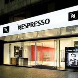 andreu world amuebla las tiendas nespresso