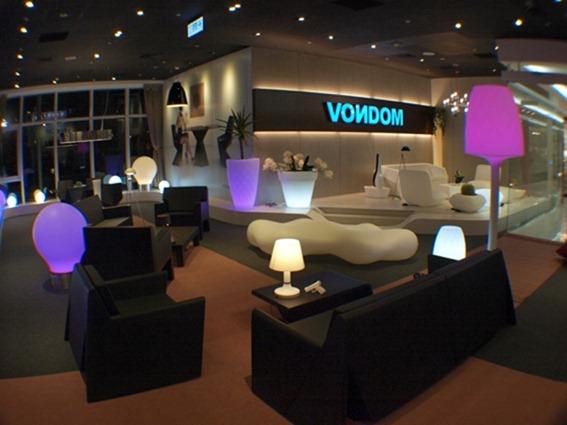 nuevo flagship de VONDOM en Taiwan