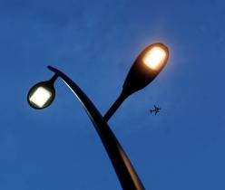 La luz de calles peatonales se encenderá tan sólo cuando pase alguien