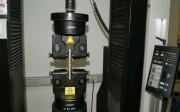Realización del ensayo de resistencia a la tracción por cizalladura, según norma EN 205:2003