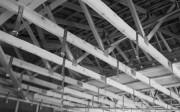 Vigas estructurales de madera
