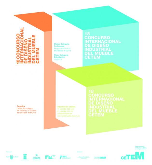 18º Concurso Internacional de Diseño Industrial del Mueble. CETEM.