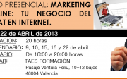 curso marketing online madera mueble