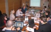 Reunión de la AEI celebrada en dos jornadas, el 12 y 14 de marzo, los miembros de la Agrupación valoraron las funcionalidades de la plataforma Innotransfer@mueble. AIDIMA