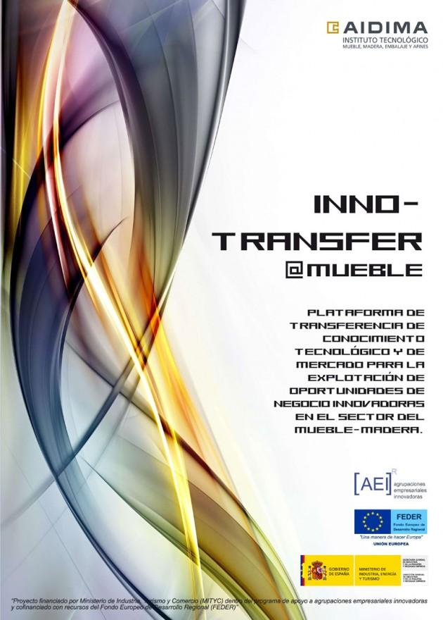Plataforma de transferencia tecnológica y competitiva. INNOTRANSFER@mueble