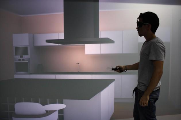 Laboratorio de Realidad Virtual
