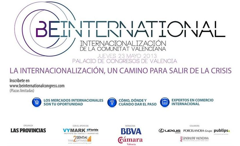 Jornada BE INTERNATIONAL