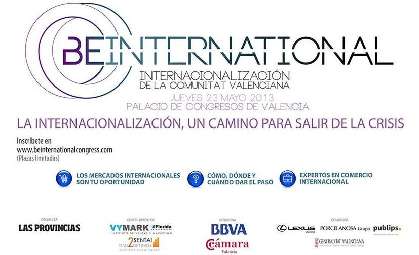 Jornada BE INTERNATIONAL