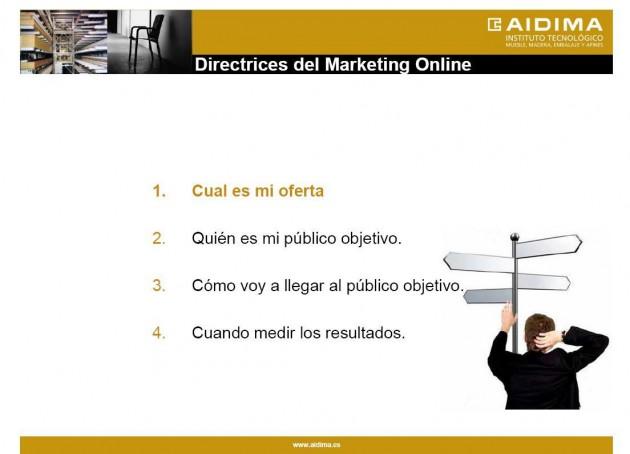Marketing Online Sector Hábitat