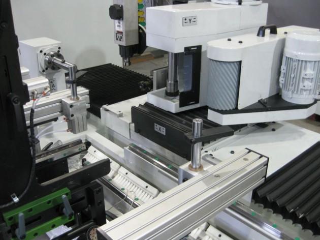 Intorex maquinaria CNC