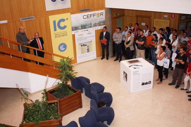 AIDIMA Presentación presidente nuevo