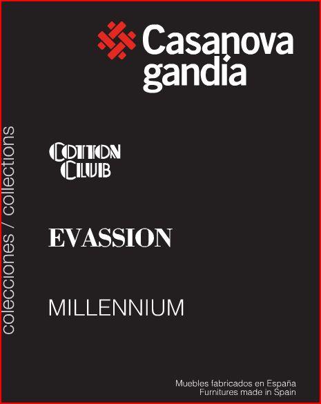 Casanova Gandía catalogo