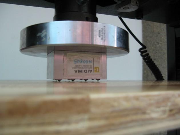 ensayos madera proyecto woodtech