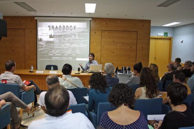 Jornada de tendencias celebrada recientemente en AIDIMA impartida por distintos especialistas en la materia.