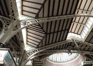 Mercado central Cadix