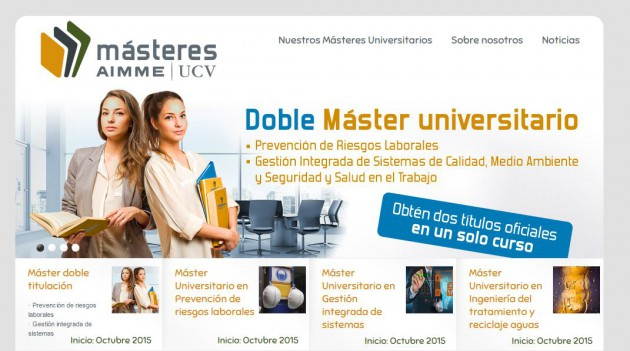 Masters AIMME