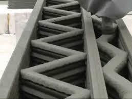 Fabricación de elementos de construcción con tecnología aditiva