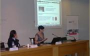 Presentación proyectos de AIDIMA en el LIFE+ Infoday organizado por  Redit y colaboración con la  Cámara de comercio de Valencia entre otros
