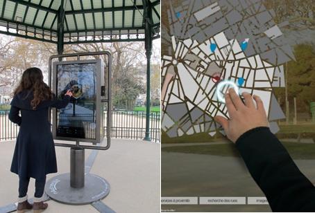 Incorporación creativa e innovadora de la madera y la cerámica a las ciudades inteligentes: Proyecto Nodos Turismo