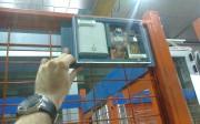 Instalación del dispositivo de registro de datos en una unidad de carga. AIDIMME