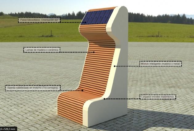 Imagen 5. Una de las versiones iniciales consideradas para el prototipo, que ha sido la base para el prototipo final que se desarrollará esta anualidad.