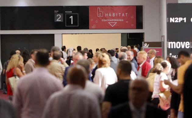 Feria Hábitat 2018 se celebrará entre el 18 y el 21 de septiembre en Feria Valencia.