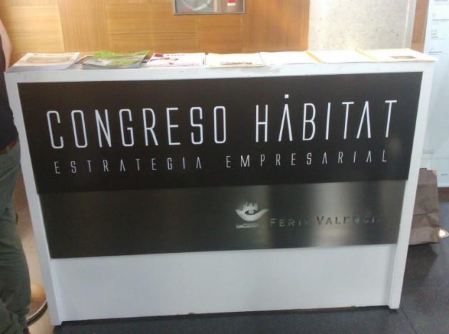 Imagen 6. Transferencia y promoción de resultados a empresas valencianas en el Congreso Hábitat 2017 mediante artículos y circulares técnicas.