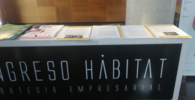 Imagen 8. Transferencia y promoción de resultados a empresas valencianas en el Congreso Hábitat 2017 mediante artículos y circulares técnicas.